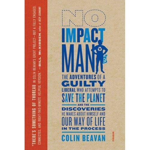 No Impact Man Paperback