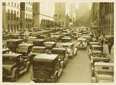 Město vs Automobilová doprava