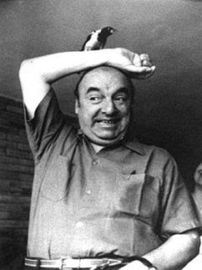 Pablo Neruda nature