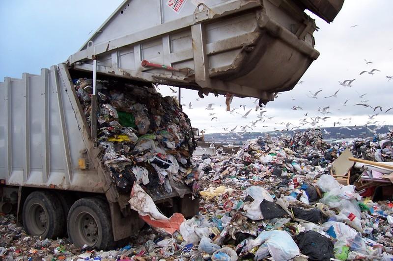Huge Landfills